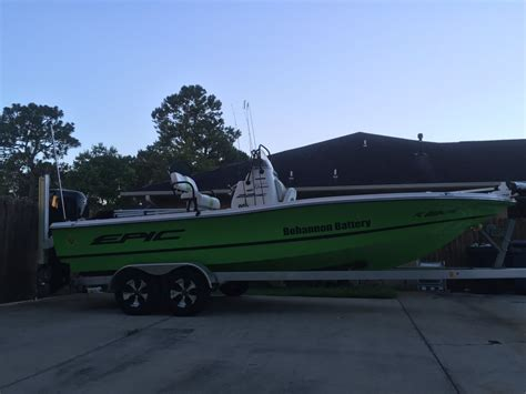 epic boats hull truth 2015 epic bay 22sc the hull truth boating and fishing