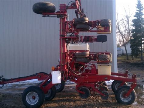 Ih 950 Planter by Ih 950 Cyclo Air Planter