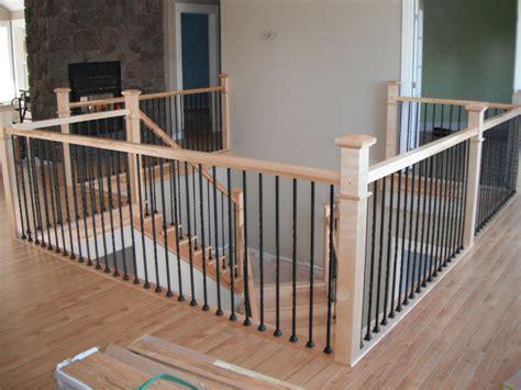 plain twist metal balusters scotia stairs ltd