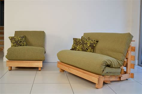 1 Seater Futons Chairs