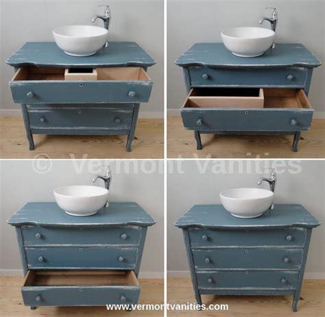 Dresser Vanity Sink by Best 25 Vessel Sink Ideas On Vessel Sink