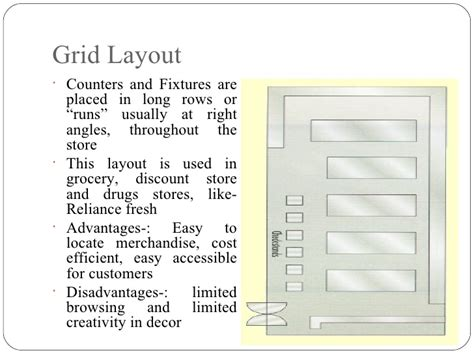 grid layout benefits store design