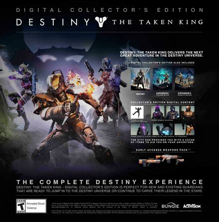 Diskon Special Natal Ps4 Rise Of The Destiny The Taken King