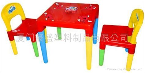 baby plastic chair and table plastic baby table and chair 1601 haoasheng plastics