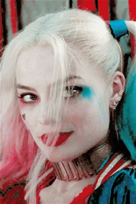 margot robbie harley quinn gif untitled animated gif 4328484 by loren on favim