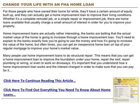 how to apply home improvement loans best home loans guide