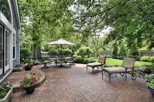 backyard patios and decks patio landscaping ct design ideas brad hull landscaping