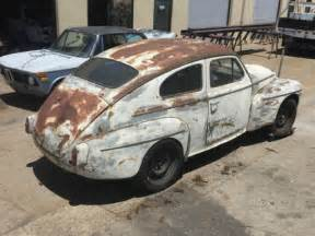 volvo pv patina rat rod project car  sale  technical specifications description