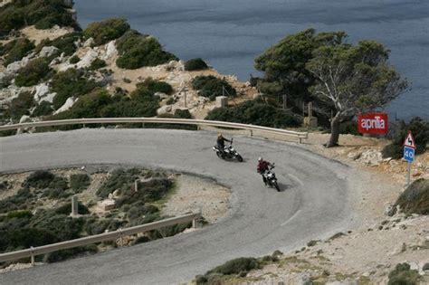 Motorrad Mallorca Mieten Forum by Aprilia Testride Shiver Mana Auf Mallorca