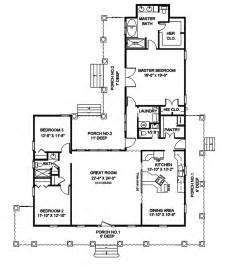 L Shaped Ranch Floor Plans by Ranch Style House Plans L Shaped House Design Ideas