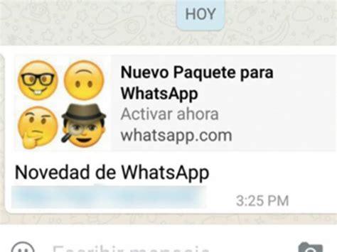 mensajes gratis para simple mobile whatsapp 191 te lleg 243 mensaje para descargar emojis esto