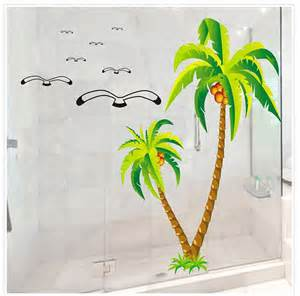 palm tree decor for bedroom coconut palm tree home bedroom decor removable wall
