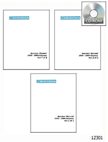 2004 honda odyssey service manual free printable 2004 honda odyssey navigation owners manual ebay 1999 2004 honda odyssey factory service manual 3 volume set on cd rom