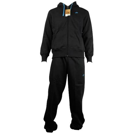 the blk actress in jogging suit in the liberty mutual commercial with a cup in hand mens nike black fleece full jogging suit tracksuit hoodie