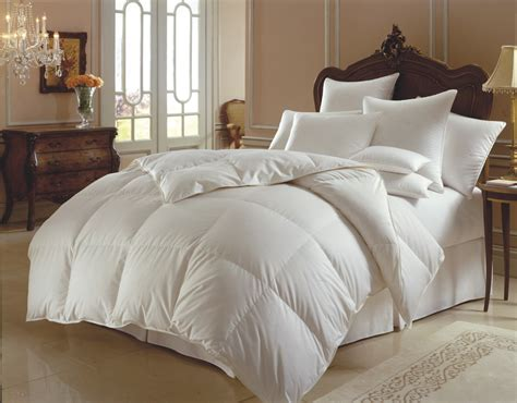 goose down comforter luxury embodied in a european siberian or hungarian