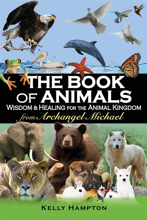 animal books the book of animals