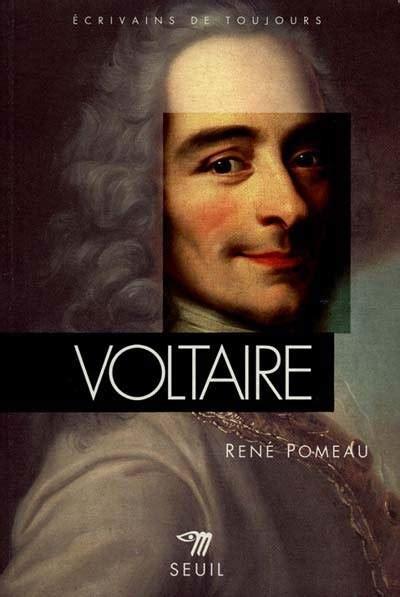 Livre Voltaire Ren 233 Pomeau Points Microcosme