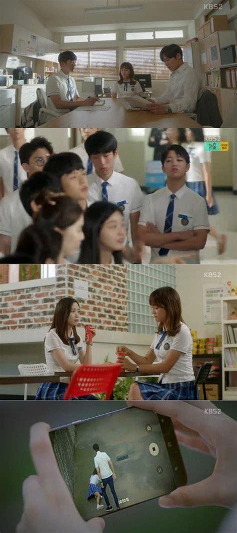 Dvd Drama Korea School 2017 spoiler added episode 10 captures for the korean drama