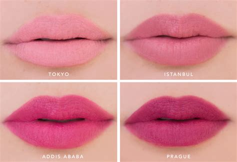 Nyx Istanbul review nyx soft matte lip emilyloke