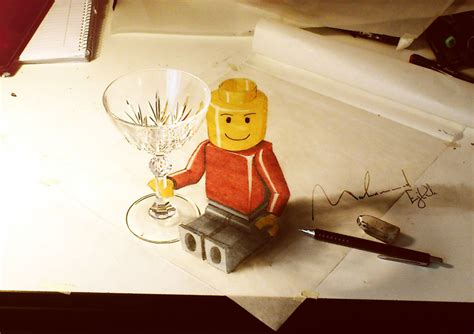 How To Make 3d Drawings On Paper - 33 of the best 3d pencil drawings bored panda