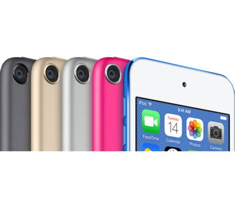 Ipod Touch 6th Generation Murah 16 Gb apple ipod touch 16 gb 6th generation pink deals pc world