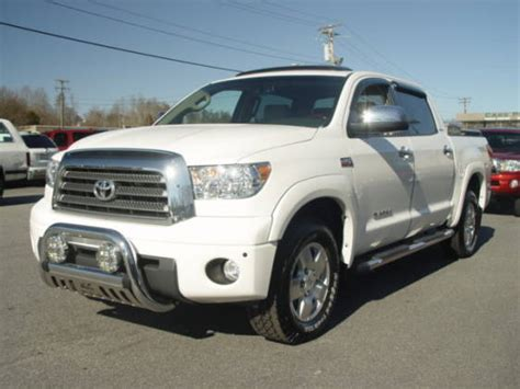 2008 Toyota Tundra Manual Used 2008 Toyota Tundra Photos 5700cc Gasoline
