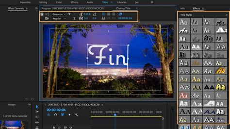 adobe premiere titles templates how to add titles and graphics to your adobe