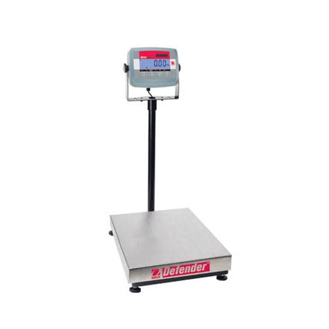 ohaus bench scales ohaus d31p150bl defender 3000 bench scale capacity 150kg