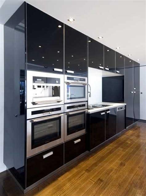 High Gloss Laminate Cabinet Doors by High Gloss Aliedge 174 Slimline 55 Aluminium Frame Doors By