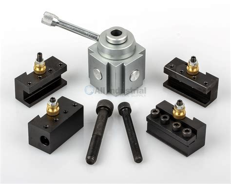 mini change tool post set for 7x10 7x12 7x14 quot table hobby lathes