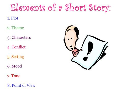 5 themes of a short story learning about short stories ppt video online download