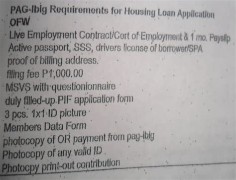 pag ibig housing loan ofw pag ibig fund housing loan for ofw 28 images ofw housing ownership guide by your
