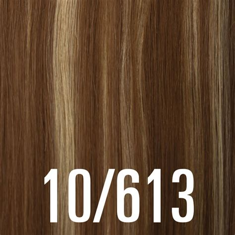 platinum and carmel hair extensions 10 613 caramel blonde with platinum blonde human lox hair