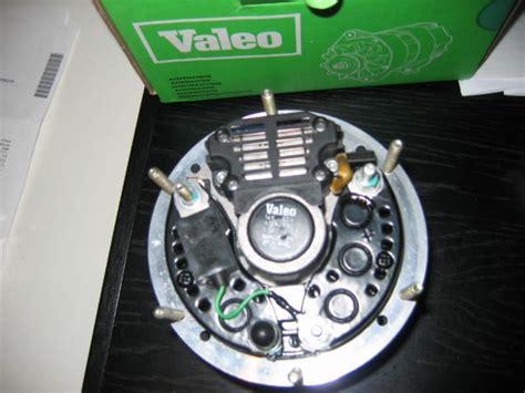 needed   alternator valeo wiring hookup