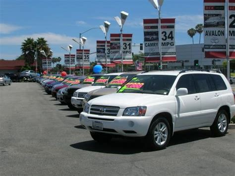 Toyota Torrance Pch - dch toyota of torrance torrance ca 90505 6739 car dealership and auto financing