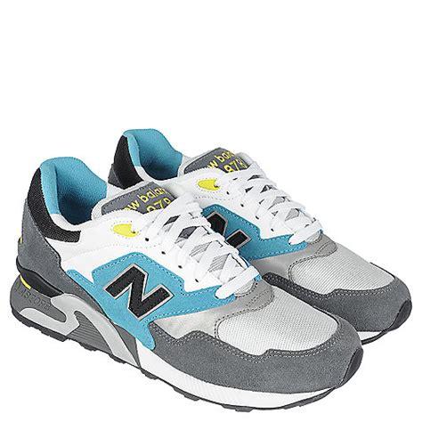 New Balance 878 new balance 878 s grey athletic running shoes shiekh