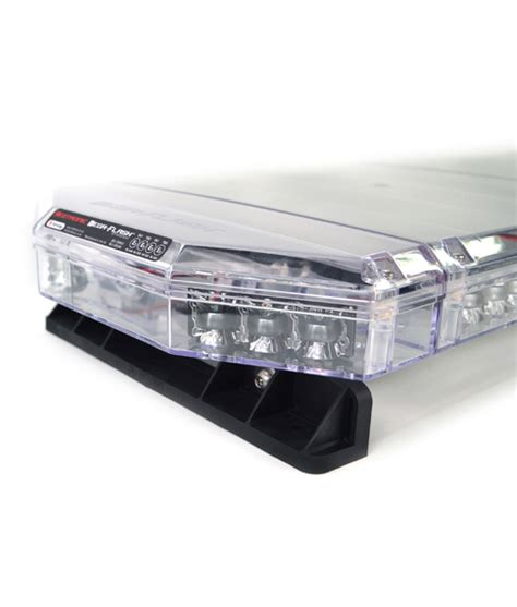 low profile led light bar barra low profile fx light bar touchfire lda