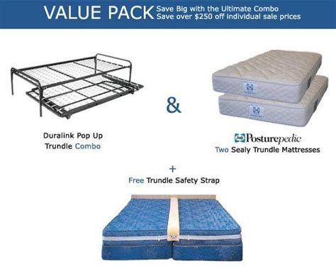 trundle beds 171 humble abode furniture