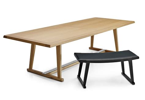 Maxalto Dining Table Recipio Dining Table By Maxalto Stylepark