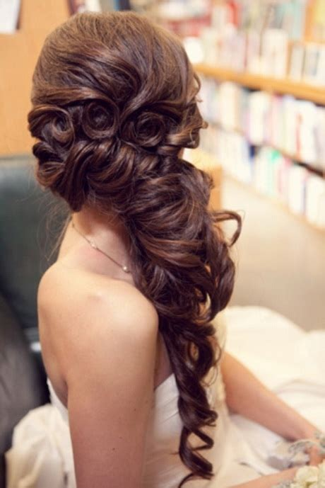 side curls hairstyles how to side prom hairstyles