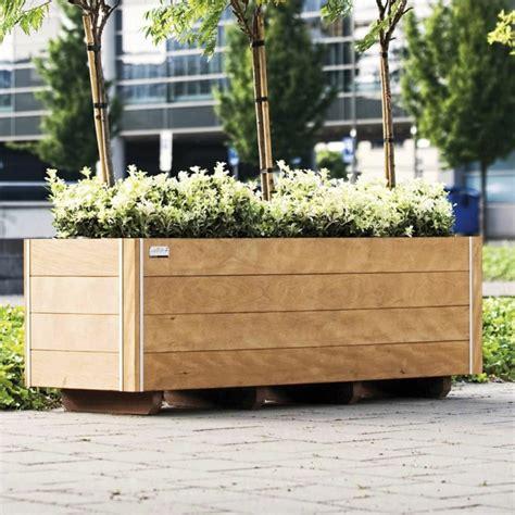 Pflanzk 252 Bel Aus Holz F 252 R Eine Rustikale Gestaltung » Home Design 2017