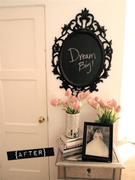 diy chalkboard from picture frame diy chalkboard paint tips for home best of interior design