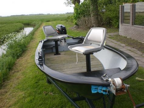 stoel visboot boten total fishing
