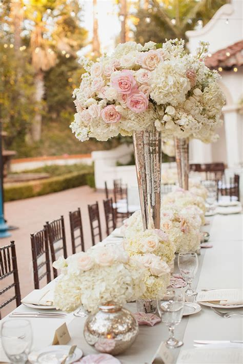 floral centerpieces elegant and dreamy floral wedding centerpieces collection