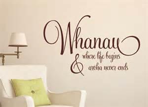 Where To Buy Wall Murals whanau where life begins grafix wall art