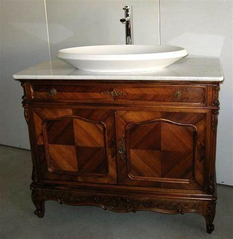 mobili bagno antichi mobile bagno in noce con lavabo inizi 1900 0075
