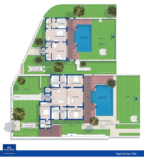 luxury spa villa in greece with miglior