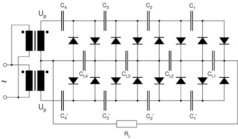 high voltage capacitor charge circuit high voltage