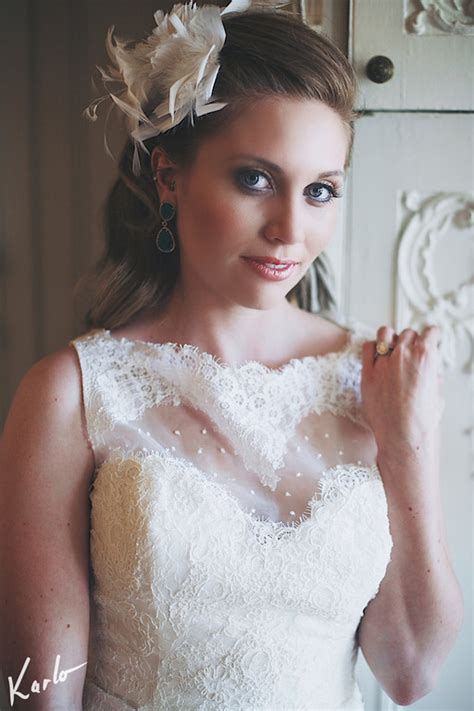 Wedding Hair Virginia by Softly Styled