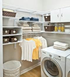 Laundry Room Organizers And Storage Organized Living Freedomrail Laundry Room Traditional Laundry Room Cincinnati By